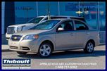 2011 Chevrolet Aveo LS in Sherbrooke, Quebec