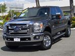 2011 Ford F-350 Lariat FX4 Diesel Crew 4X4 w Leather, Roof in Surrey, British Columbia