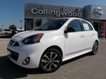 2015 Nissan Micra SR in Collingwood, Ontario