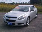2011 Chevrolet Malibu LS SEDAN (LIKE NEW..LOW KM'S)  in Winchester, Ontario