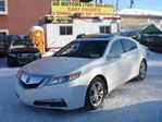 2010 Acura TL LEATHER SUNROOF AUTO LOAD 96K-100% APPROVED FINANCING! in Edmonton, Alberta