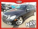 2010 Mercedes-Benz E-Class NAVIGATION / SUNROOF / LEATHER in Cambridge, Ontario