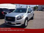 2014 GMC Acadia SLE1 in Trois-Rivieres, Quebec