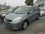2004 Toyota Sienna LE clean carproof,all wheel drive,DVD,loaded,135k,6M wrty,good,or no credit,finance avail. in Ottawa, Ontario