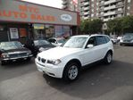2006 BMW X3 3.0i - All Wheel Drive - Leather Interior in Ottawa, Ontario