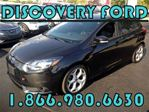 2013 Ford Focus Base***252 hp, 6 SP MANUAL,LEATHER,NAVIGATION*** in Burlington, Ontario
