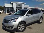 2013 Chevrolet Traverse LT AWD Leather 7 Pass Dual Sunroof Rear Cam in Port Perry, Ontario