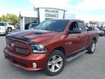 2013 Dodge RAM 1500 Sport Hemi 5.7 V8 4WD UConnect Sunroof in Port Perry, Ontario