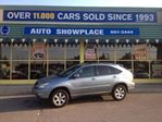 2005 Lexus RX 330 PREMIUM NO ACCIDENTS! SUNROOF AND LEATHER! in North York, Ontario