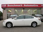 2008 Nissan Altima 2.5 S-1 OWNER-CLEAN CARPROOF-NEW TIRES+BRAKES in Scarborough, Ontario