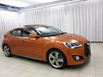 2014 Hyundai Veloster TURBO 4DR HATCH 4PASS w/ TECH PACKAGE, LEATHER  in Halifax, Nova Scotia