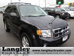 2011 Ford Escape XLT 3.0L w/ Power Convenience & Accident Free in Surrey, British Columbia