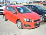 2012 Chevrolet Sonic LS in Thetford Mines, Quebec