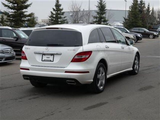 2011 mercedes benz r class r350 bluetec 4matic edmonton for Mercedes benz r350 4matic