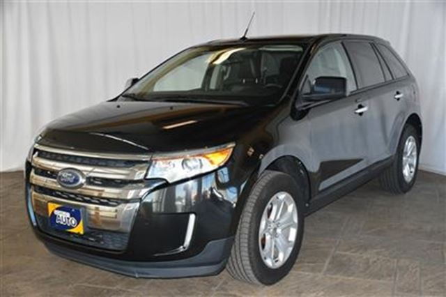 2011 ford edge sel awd with panoramic roof leather black. Black Bedroom Furniture Sets. Home Design Ideas