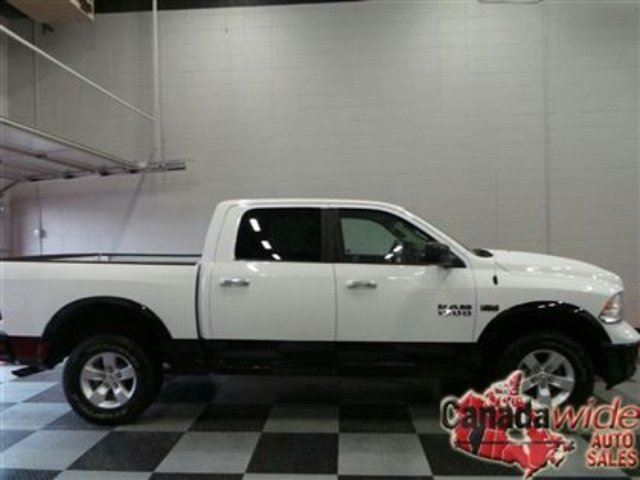 2014 dodge ram 1500 crew 4x4 outdoorsman hemi edmonton. Black Bedroom Furniture Sets. Home Design Ideas
