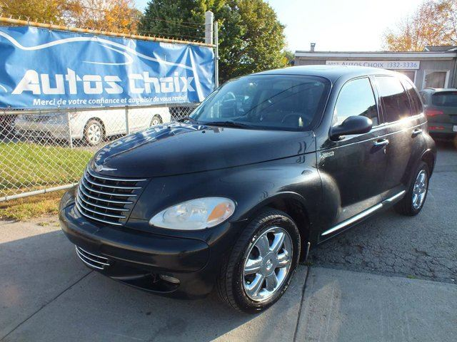 2003 Chrysler PT Cruiser Limited Edition 4dr Front-wheel Drive in Longueuil, Quebec