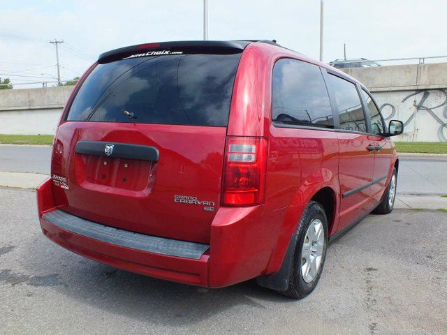 used 2009 dodge grand caravan se passenger van longueuil. Black Bedroom Furniture Sets. Home Design Ideas