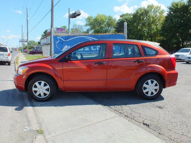 used 2007 dodge caliber se 4dr front wheel drive hatchback longueuil. Cars Review. Best American Auto & Cars Review