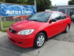 2004 Honda Civic SE 2dr Coupe in Longueuil, Quebec