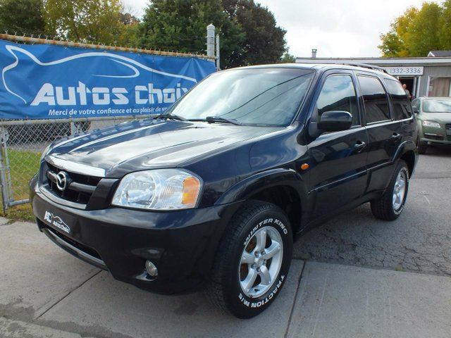 2005 mazda tribute gt v6 4dr all wheel drive longueuil. Black Bedroom Furniture Sets. Home Design Ideas