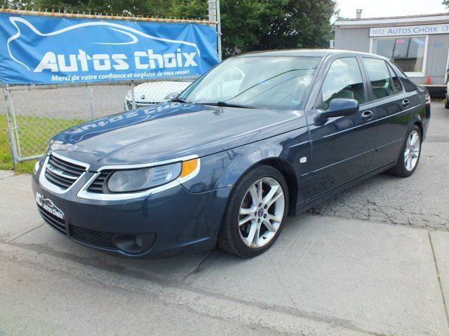 2007 SAAB 9-5 Base 4dr Sedan in Longueuil, Quebec