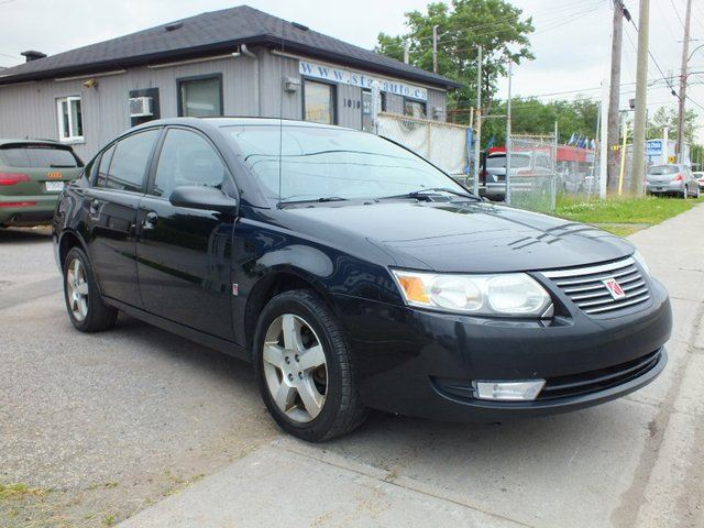 2006 saturn ion 3 uplevel longueuil quebec car for sale. Black Bedroom Furniture Sets. Home Design Ideas