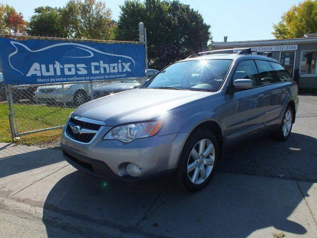 2008 SUBARU OUTBACK 2.5 i Limited Package 4dr All-wheel Drive Station Wagon in Longueuil, Quebec