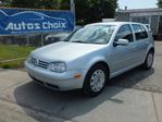 2007 Volkswagen City Golf 2.0 4dr Front-wheel Drive Hatchback in Longueuil, Quebec