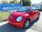2006 Volkswagen New Beetle 2.5 2dr Convertible in Longueuil, Quebec