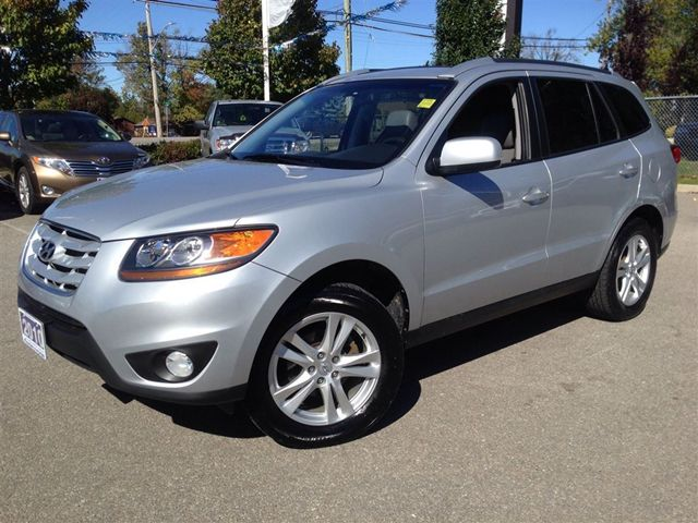 2010 hyundai santa fe sport hamilton ontario used car for sale. Black Bedroom Furniture Sets. Home Design Ideas
