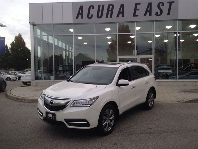 2014 Acura MDX Elite Package  COMPANY DEMO CALL FOR