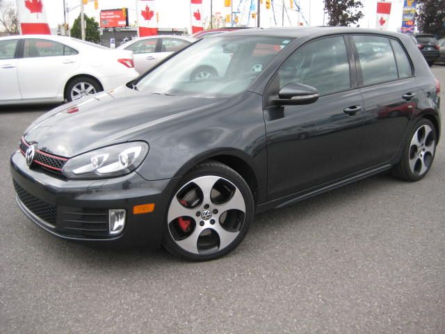 2010 Volkswagen Gti 5 Door Navi Leather Sunroof Vw