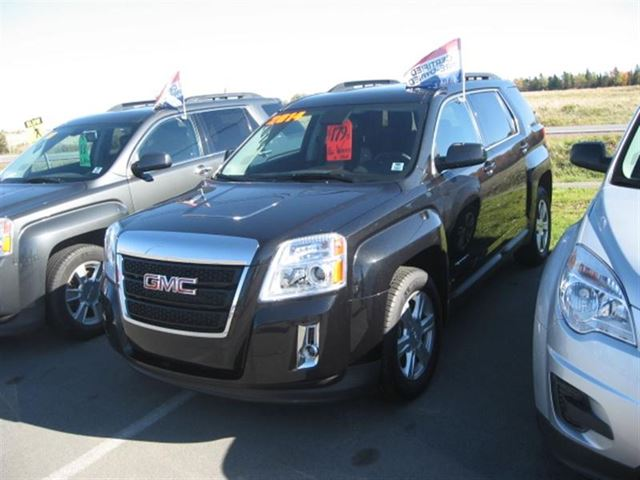 2014 gmc terrain sle 2 amherst nova scotia used car for sale 1901043. Black Bedroom Furniture Sets. Home Design Ideas