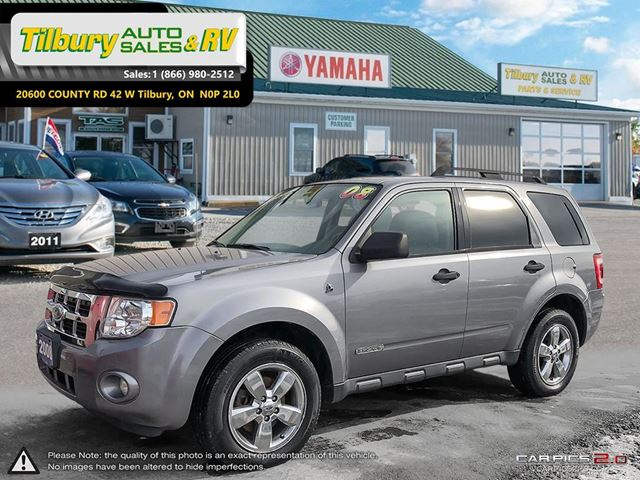 2008 FORD ESCAPE Hybrid. TINTED WINDOWS. CLEAN. ECOBOOST. in Tilbury, Ontario