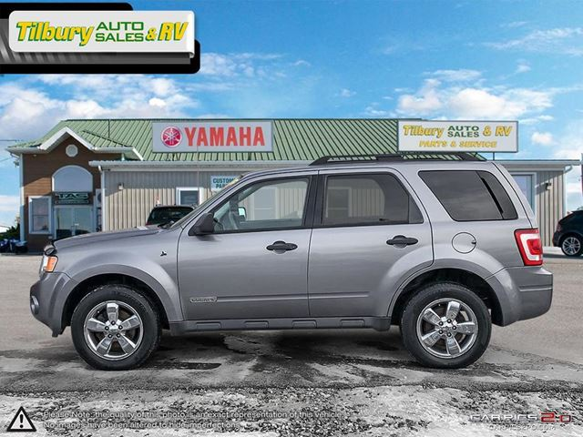 Used 2008 Ford Escape Hybrid Weekly Payments As Low