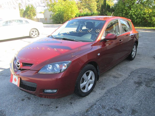 2009 mazda mazda3 sport gx hatchback red lakeshore. Black Bedroom Furniture Sets. Home Design Ideas