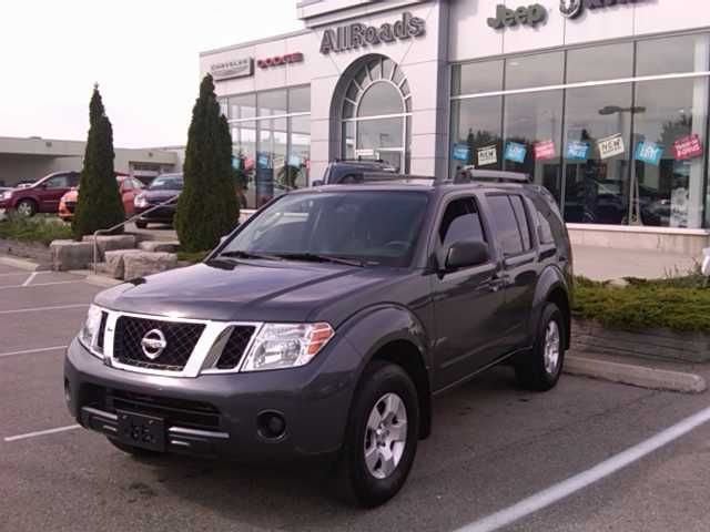2012 Nissan Pathfinder S in St Marys, Ontario