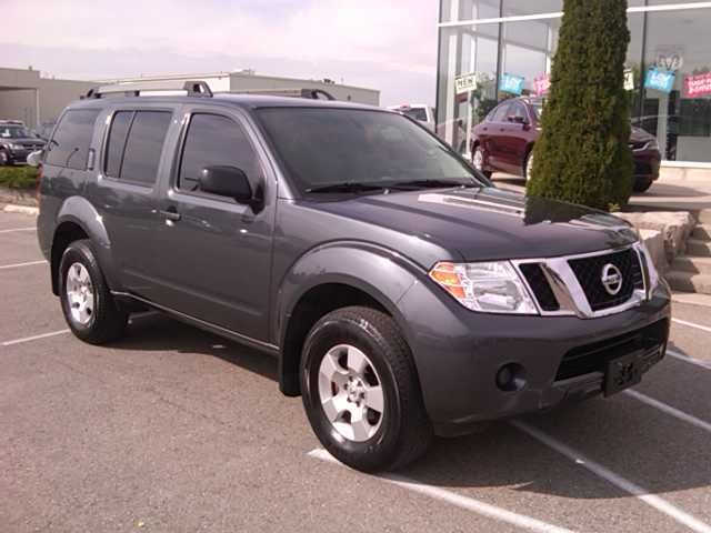 2012 Nissan Pathfinder S St Marys Ontario Car For Sale
