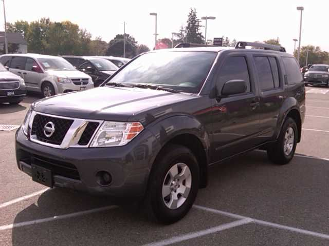 2012 nissan pathfinder s st marys ontario car for sale. Black Bedroom Furniture Sets. Home Design Ideas