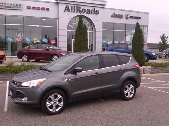 2014 Ford Escape Se 4x4 St Marys Ontario Car For Sale