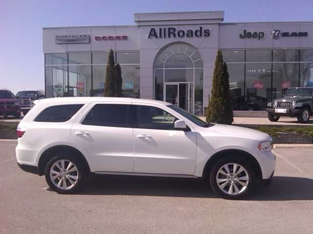 2013 DODGE Durango SXT in St Marys, Ontario
