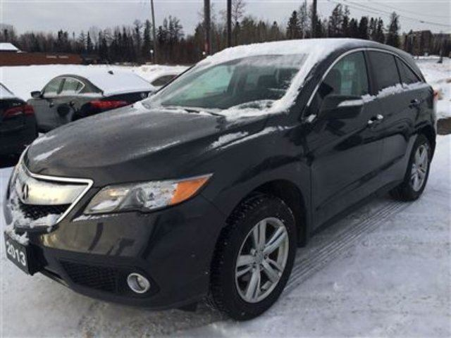 2013 acura rdx base w technology package thunder bay ontario used car for sale 1908310. Black Bedroom Furniture Sets. Home Design Ideas