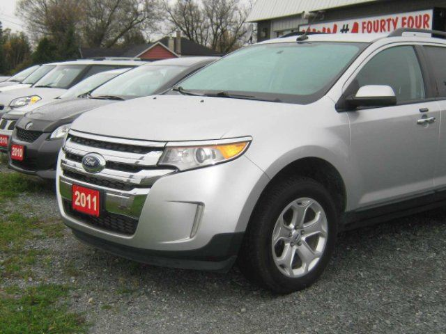 2011 Ford Edge SEL 4dr All-wheel Drive in Chelmsford, Ontario