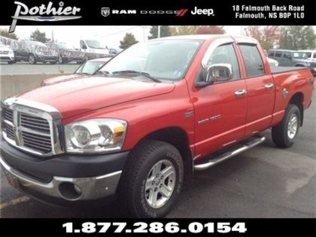 2007 dodge ram 1500 slt windsor nova scotia used car for sale 1909836. Black Bedroom Furniture Sets. Home Design Ideas