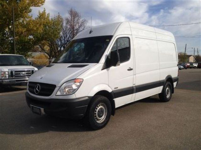 2010 mercedes benz sprinter sprinter 2500 high roof for 2010 mercedes benz 2500