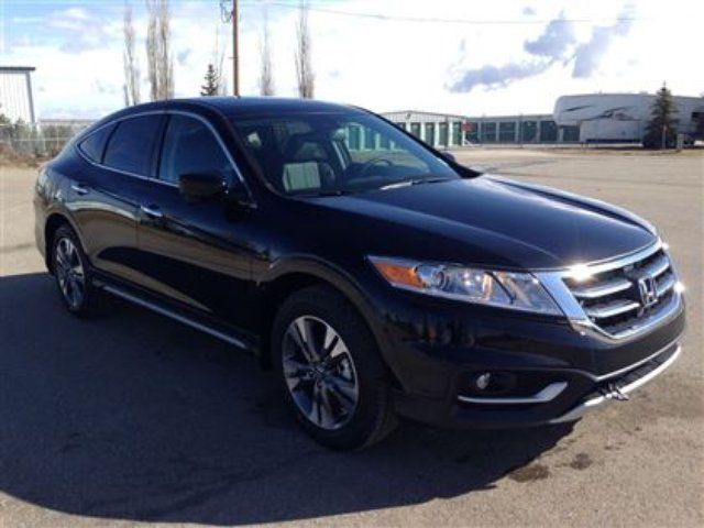 2014 honda crosstour all wheel drive navigation calgary for Used honda crosstour for sale