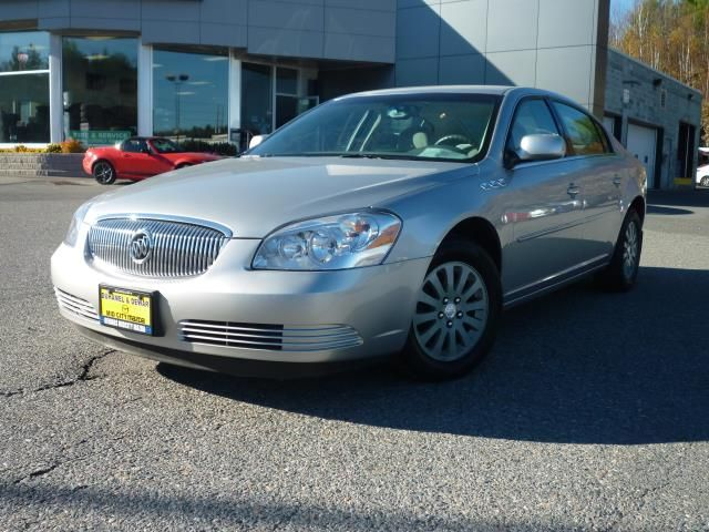 2008 buick lucerne cx silver dewar 39 s mid city mazda. Black Bedroom Furniture Sets. Home Design Ideas