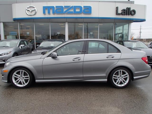 2013 mercedes benz c class c300 brantford ontario used car for sale 1914826. Black Bedroom Furniture Sets. Home Design Ideas