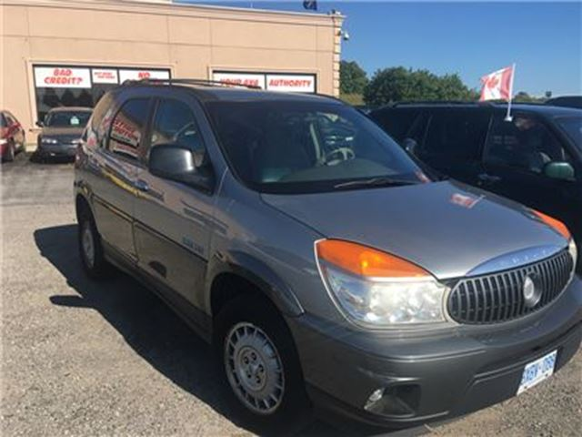 2003 buick rendezvous cx we finance orono ontario car. Black Bedroom Furniture Sets. Home Design Ideas